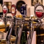 Grifos de la Cervecería Churruca